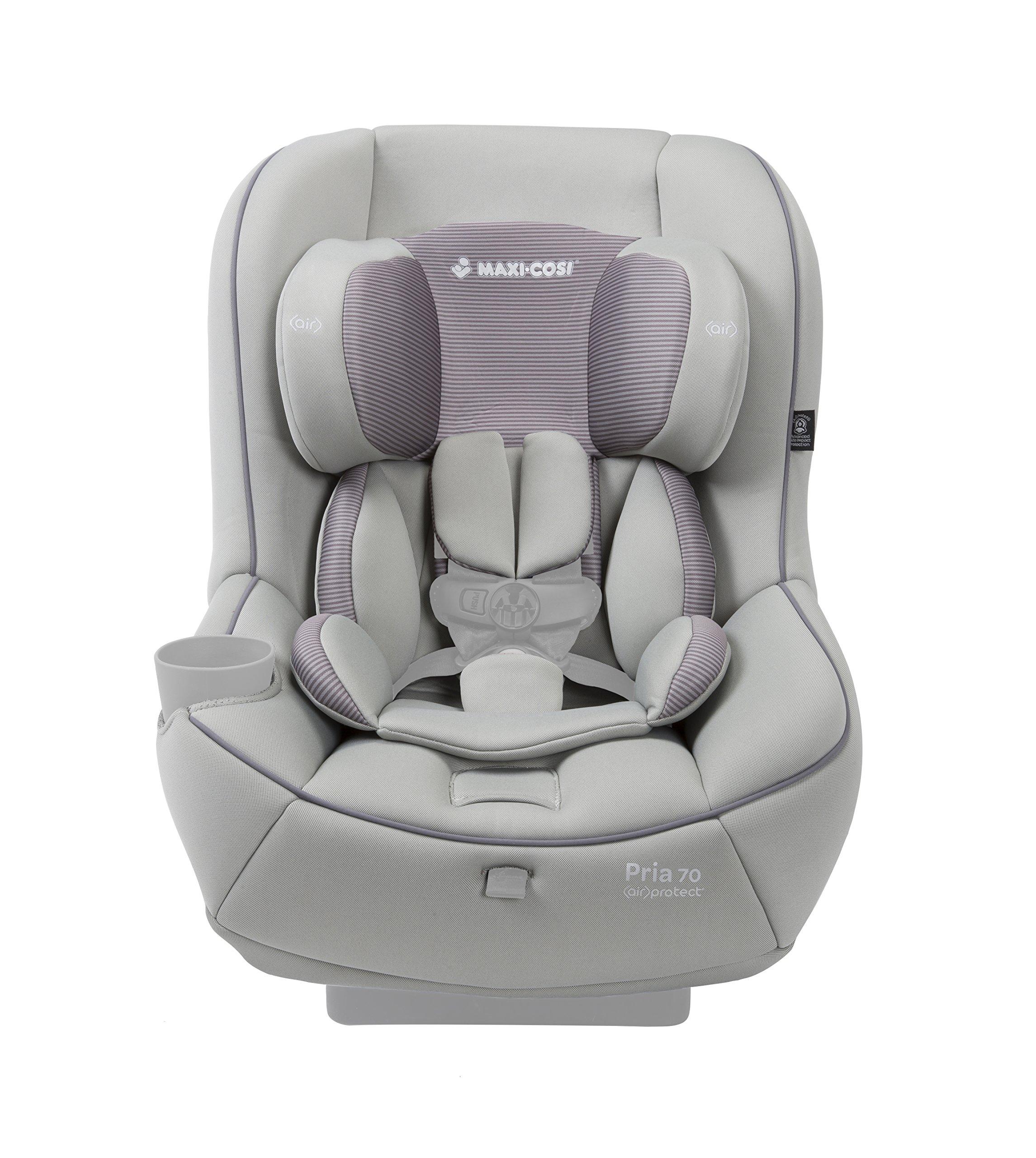 Maxi-Cosi Pria 70 Car Seat Fashion Kit, Grey Gravel (Car Seat Sold Separately)
