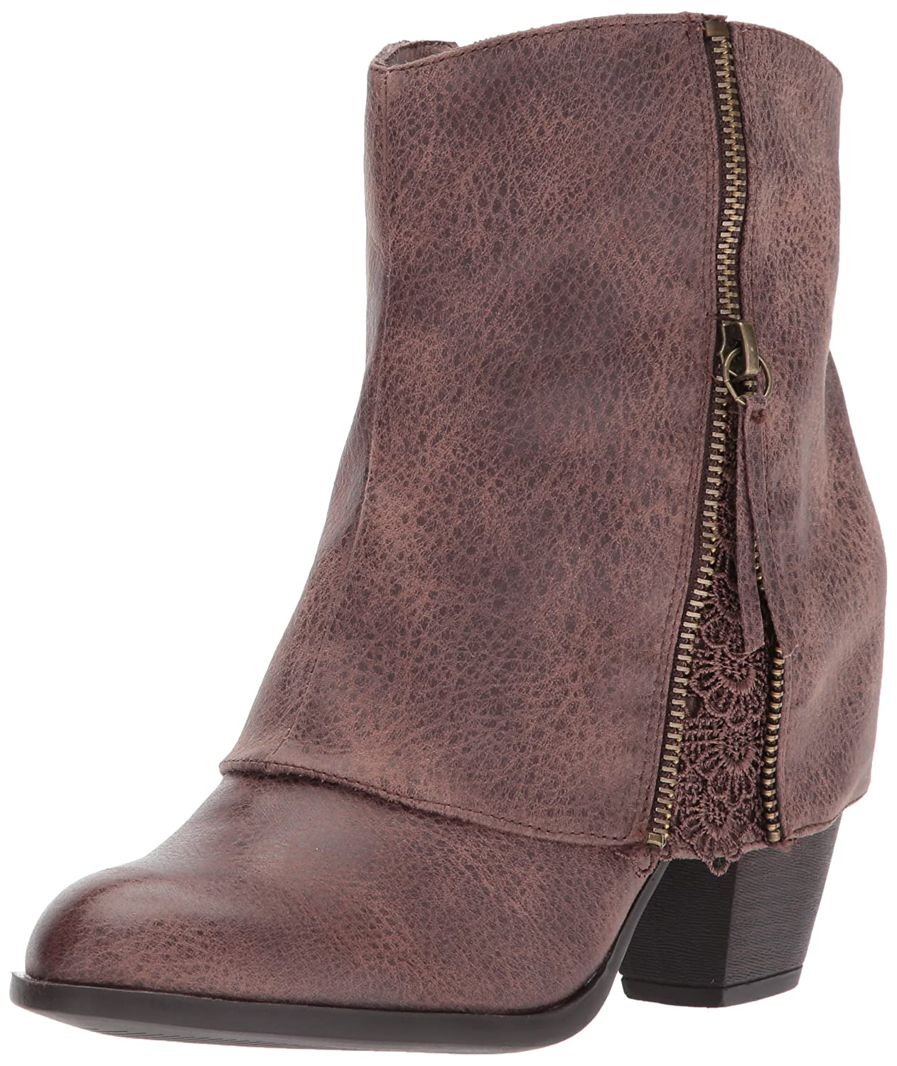 Brown Not Rated Womens Summer Boot