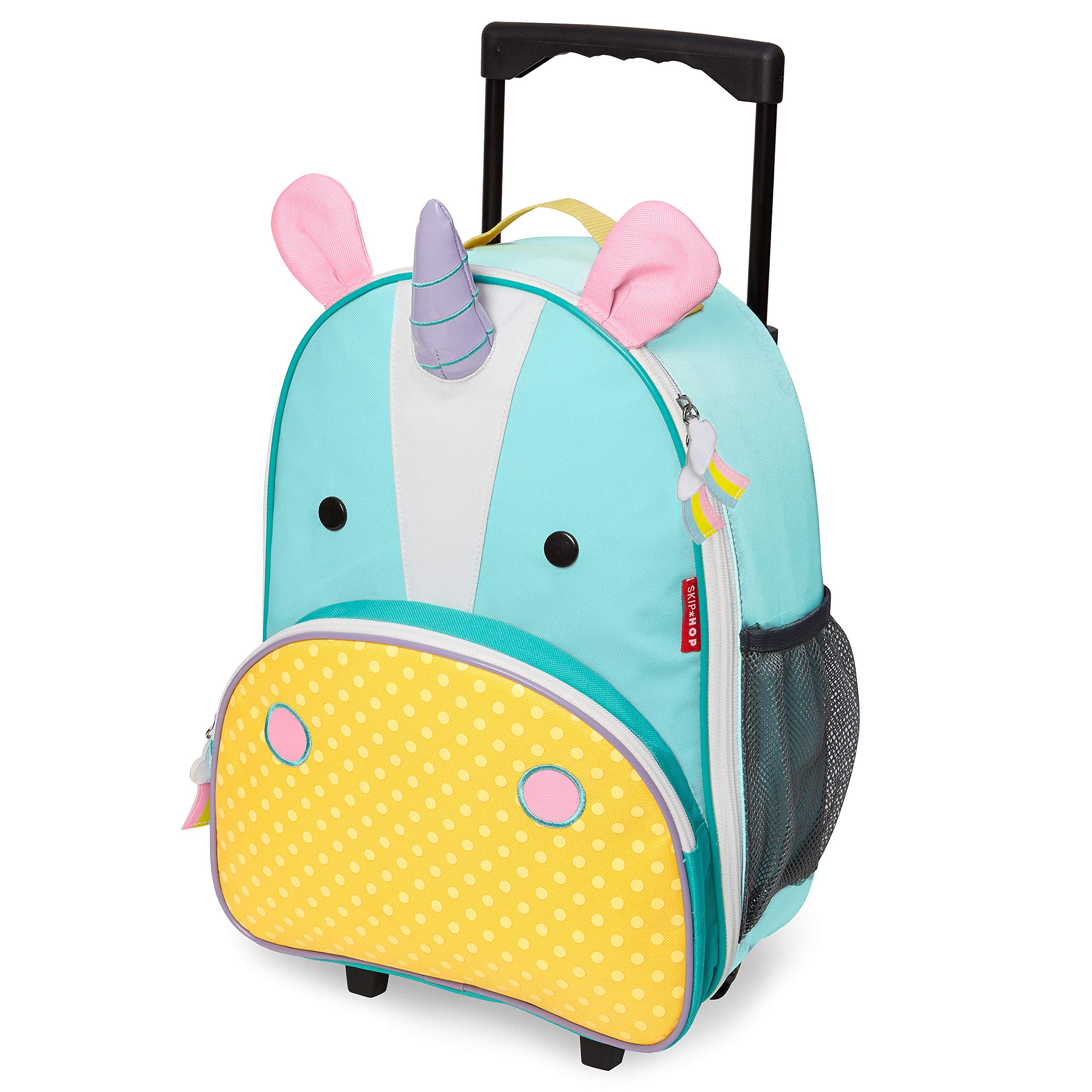 Skip Hop Kids Luggage with Wheels, Unicorn by Skip Hop
