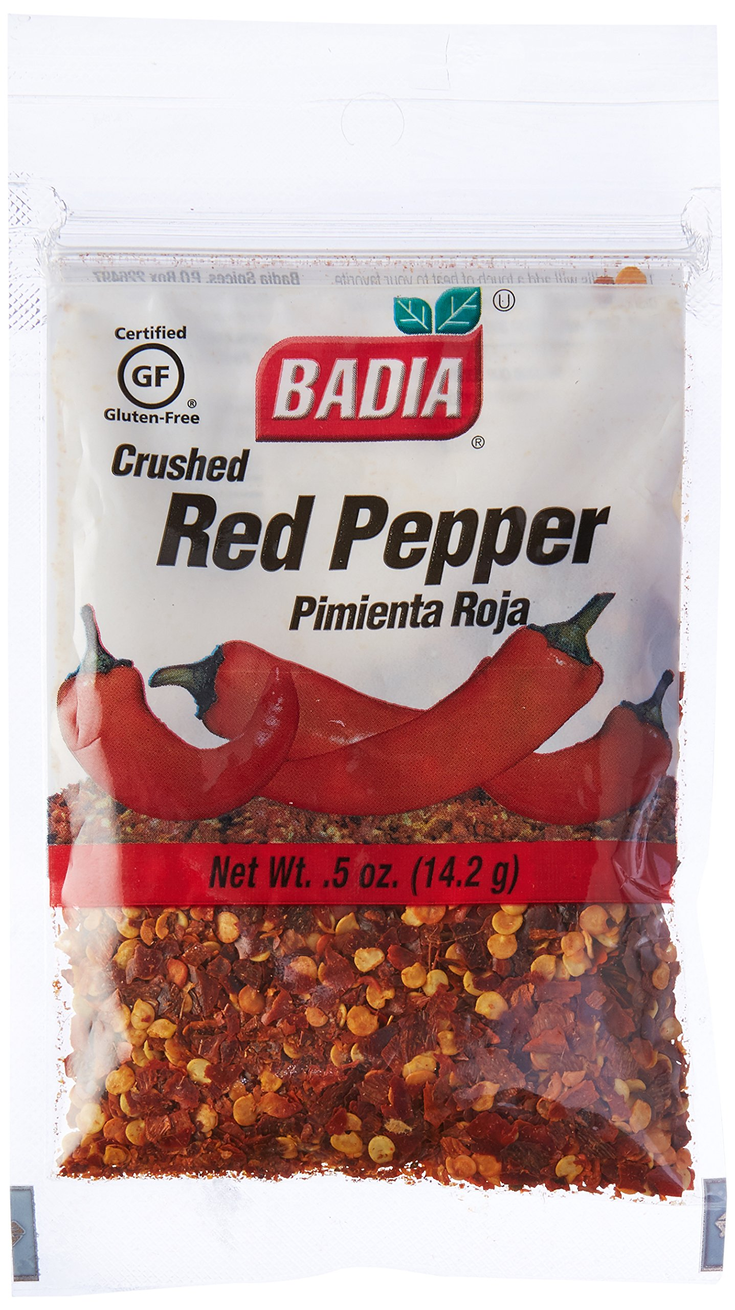 Badia Pepper Crushed Red 0.5 oz
