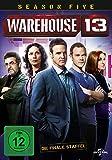 Warehouse 13 - Season Five: Die finale Season [2 DVDs]
