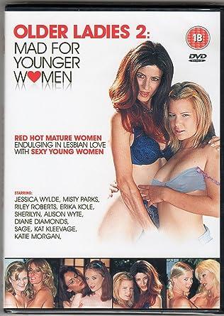 women dvd mature Horny