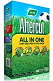 Aftercut All-in-One Lawn Feed, Weed and Moss Killer, 80 sq m, 2.8 kg