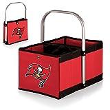 NFL Tampa Bay Buccaneers Urban Market Basket, Red