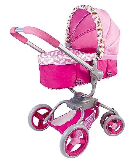 itsImagical Carrito para muñecos de Color Rosa Imaginarium 87987