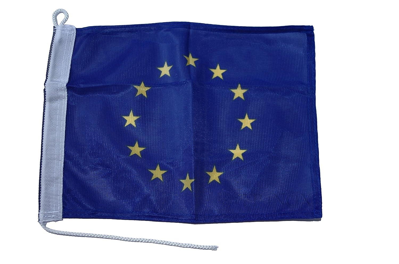 Bandiera Unione europea (Bandiera) 30x 20cm FP INOX