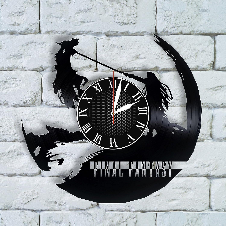 Amazon com: Olha Art Design Snes art Vinyl Clock, Snes custom Wall