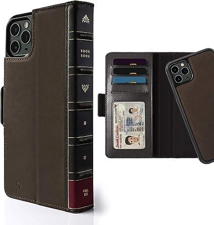 Custodia / portafoglio in pelle per iPhone XS/XS Max ৩ 33 mani