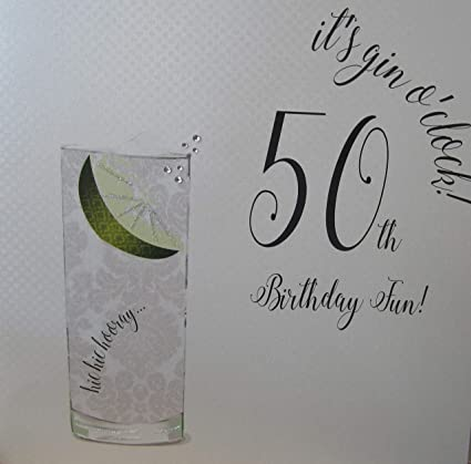 White Cotton cards XDT79-50 - Tarjeta de felicitación de 50 ...
