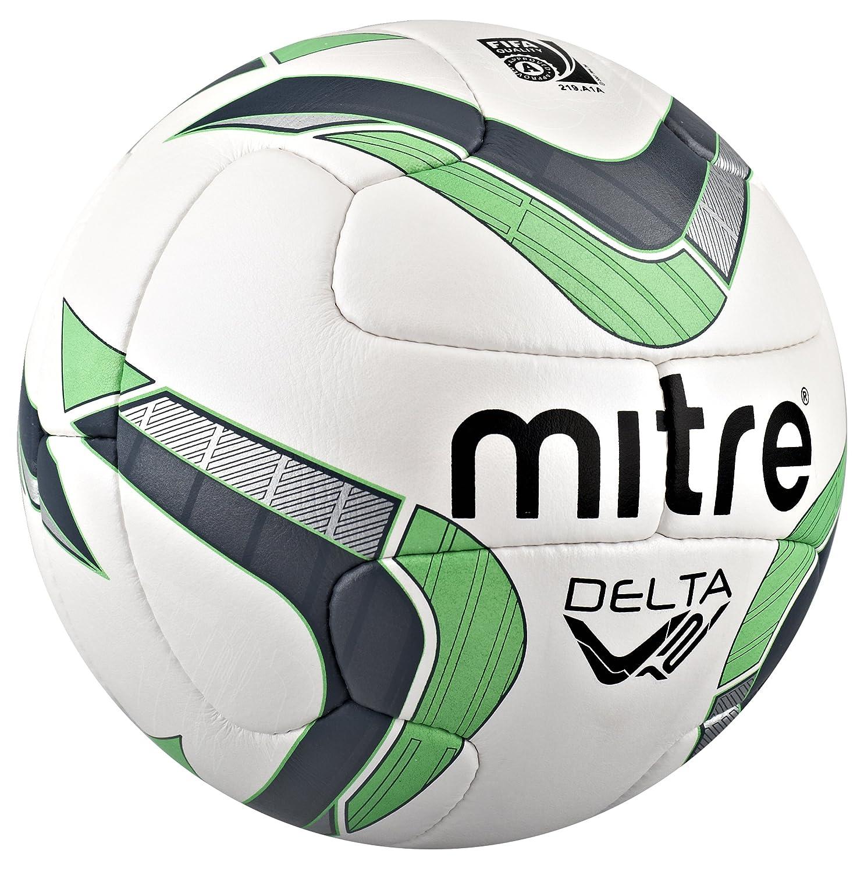 Mitre Delt v12 Footballサイズ5 B00B49OQQA