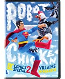 Robot Chicken DC Comics Special 2 : Villains in Paradise(DVD)