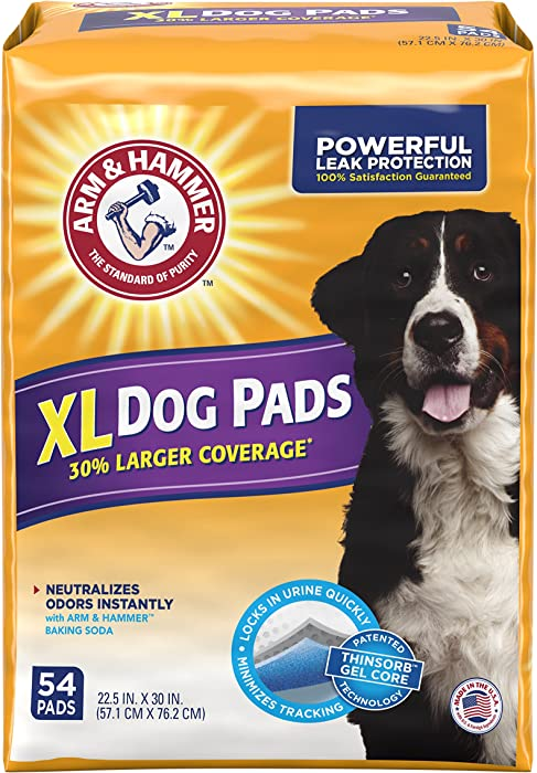The Best Arm And Hammer Puppy Pads