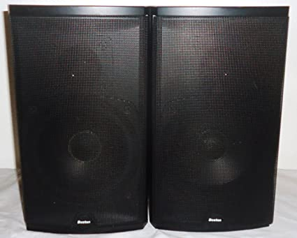 Boston Acoustics CR6 2 Way Driver Max 100 Watt Bookshelf Speakers