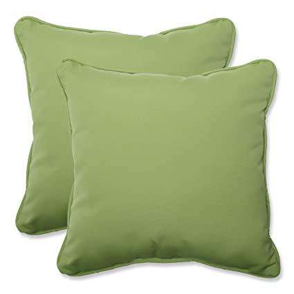 Pillow Perfect Indoor/Outdoor 18.5 Inch Throw Pillow (Set Of 2) With