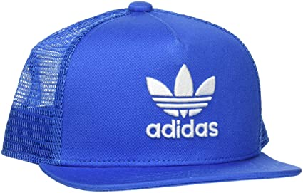 9b7f370606f Image Unavailable. Image not available for. Colour  adidas Kid s Trefoil Trucker  Cap