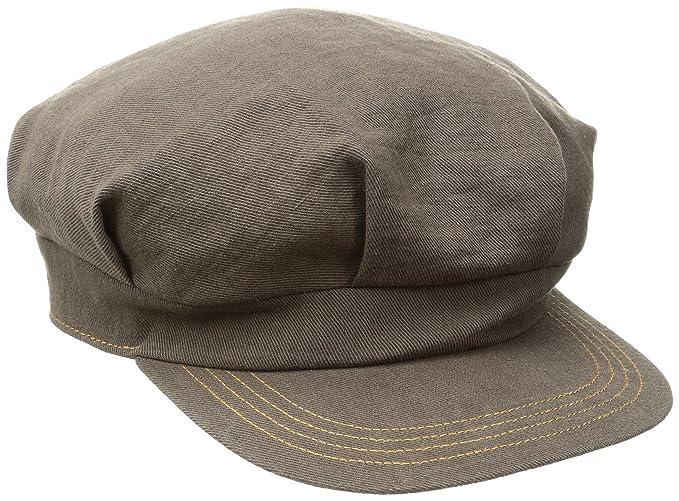 23de059a3bc Amazon.com  Brixton Men s Murdoch Cap  Clothing