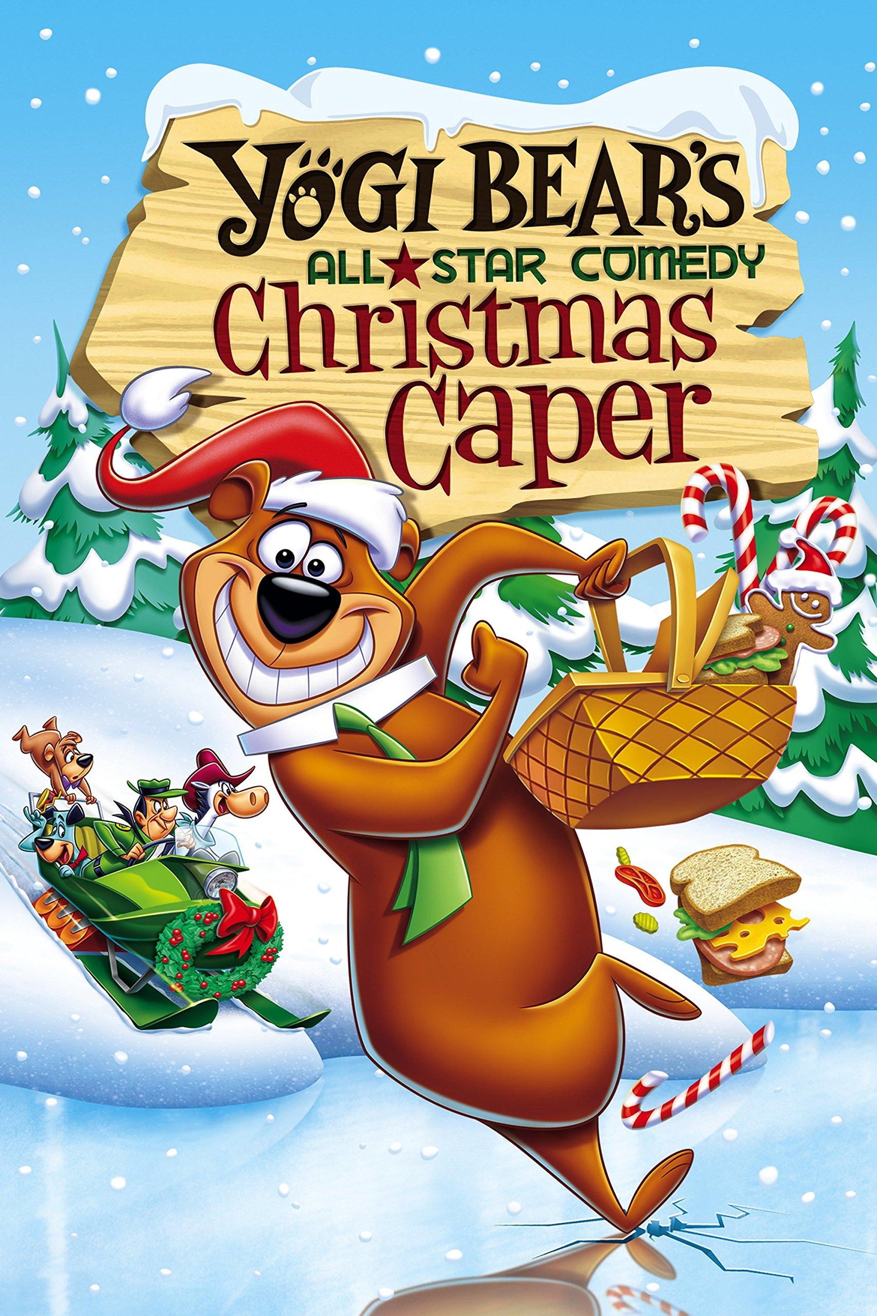 Amazon.com: Yogi Bear\'s All-Star Comedy Christmas Caper: Daws Butler ...