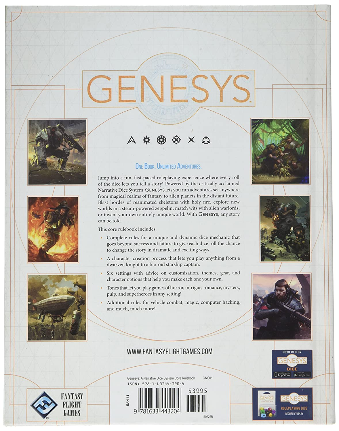 Genesys Core Rulebook