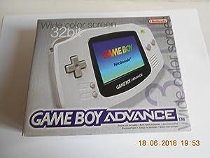 Nintendo Game Boy Advance - White