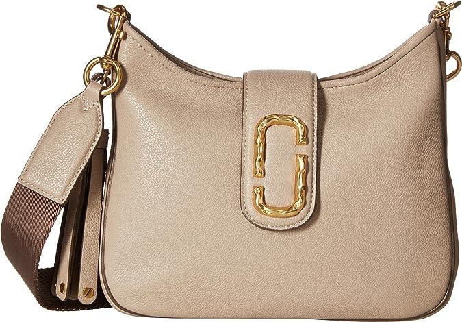 Amazon.com  Marc Jacobs Women s Interlock Small Hobo Bag 1074b701115b5