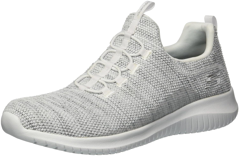 Skechers Women's Ultra Flex-Capsule Sneaker B076Q4NB37 6.5 B(M) US|White/Black