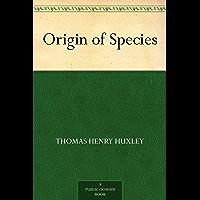 Origin of Species (English Edition)