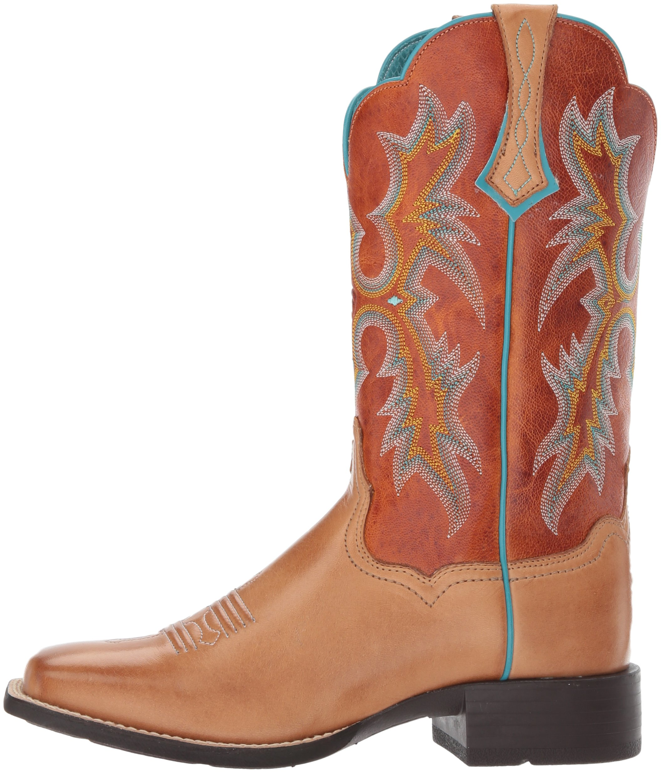 Ariat Women's Tombstone Work Boot, Tack Room Honey, 8.5 B US by Ariat (Image #5)