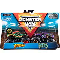 Monster Jam 6044943 Vehículo niños, modelos surtidos, paquete