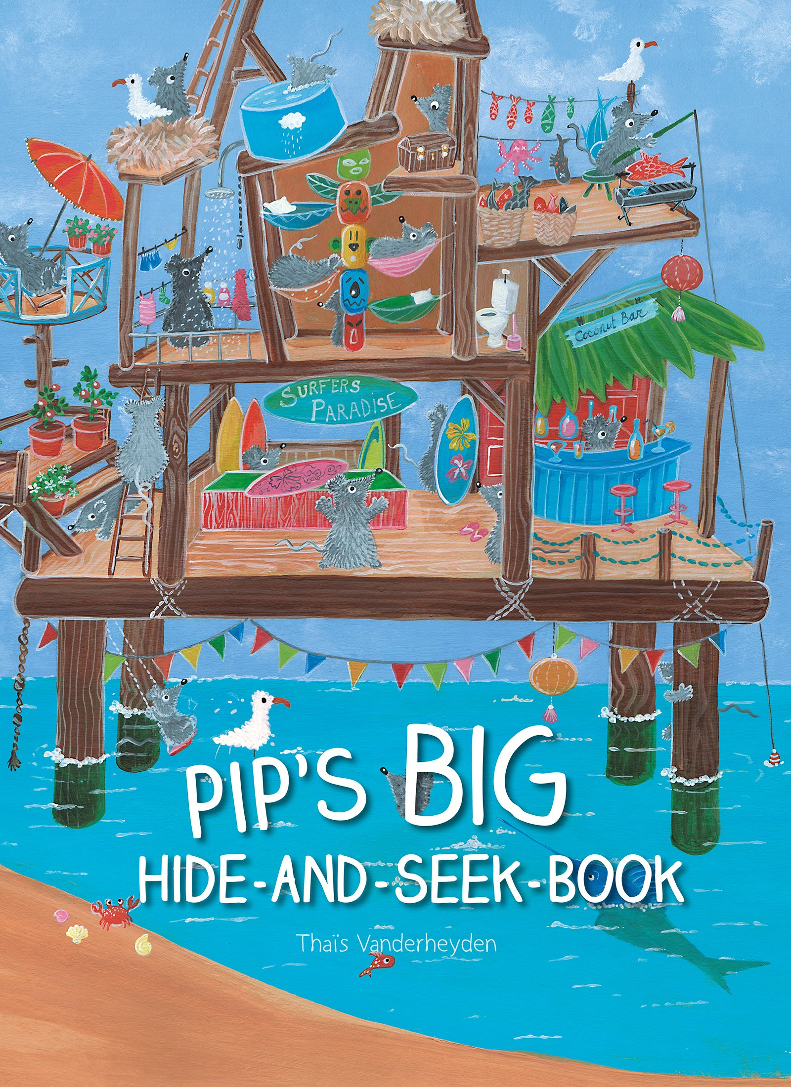 Pip's Big Hide-and-Seek-Book