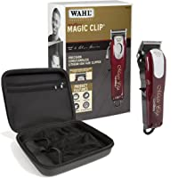 Wahl Professional 5-Star Cord/Cordless Magic Clip #8148 with Travel Storage Case #90728