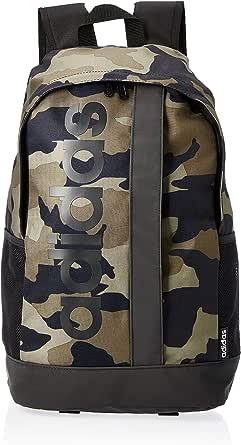 adidas Womens Linear Graphics W Backpack, Black/Black/Black