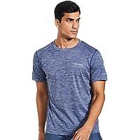 Columbia Zero Rules, Camiseta de manga corta, Hombre, Azul (Carbon Heather), Talla XXL