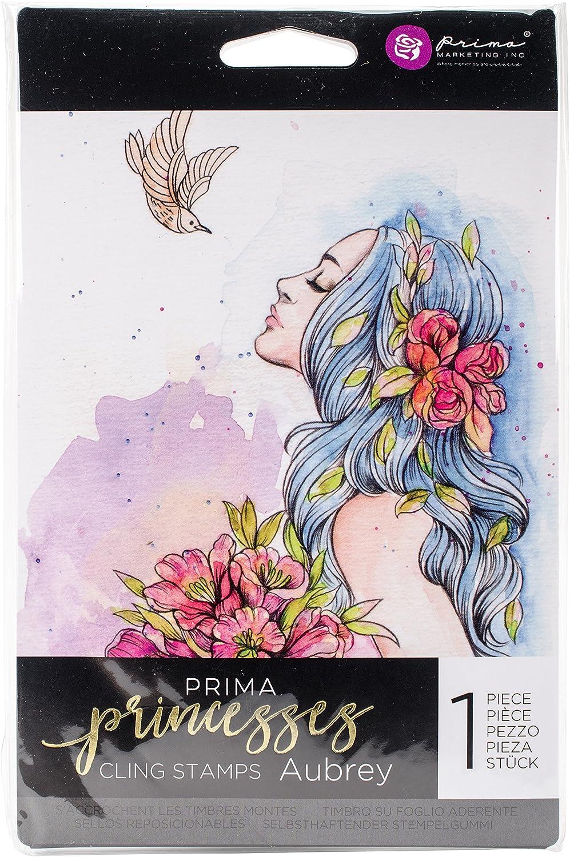 Aubrey Prima Marketing Prima Princess Stamp