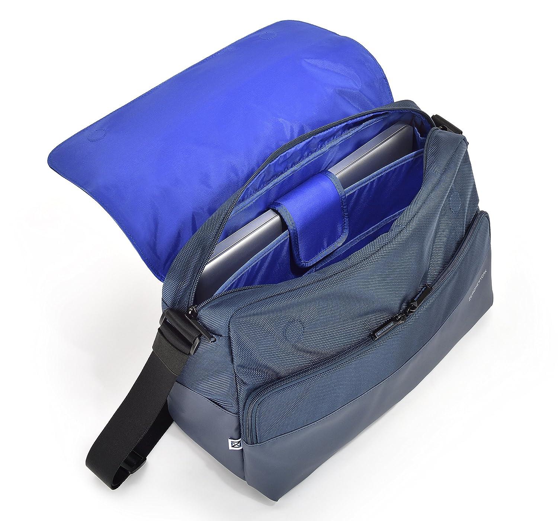 Zero Halliburton Gramercy-Large Shoulder Bag Black One Size