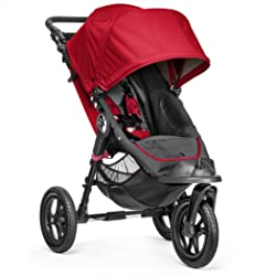 Baby Jogger City Elite Single Stroller Red (Discontinued by Manufacturer)
