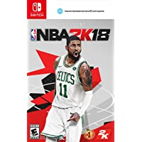 Deals on NBA 2K18 Standard Edition Nintendo Switch