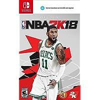 NBA 2K18 Standard Edition Nintendo Switch Deals