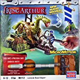 Mega Bloks - 96112 - Micro Motion - King Arthurs Legende - Lamorak Beast Slayer - 37 pcs