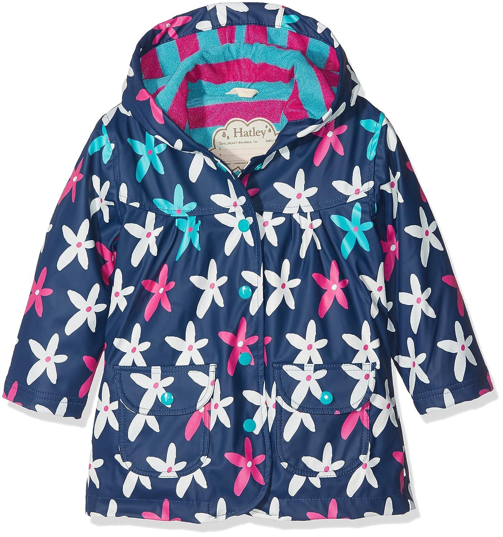 Hatley Girl's Printed Raincoat