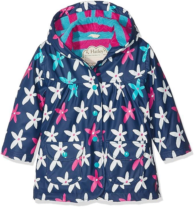 Butterflies /& Buds Hatley Raincoat
