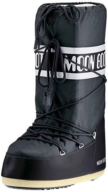 Tecnica Unisex Moon Boot Cold Weather Fashion Boot,Anthracite, 42-44 EU,