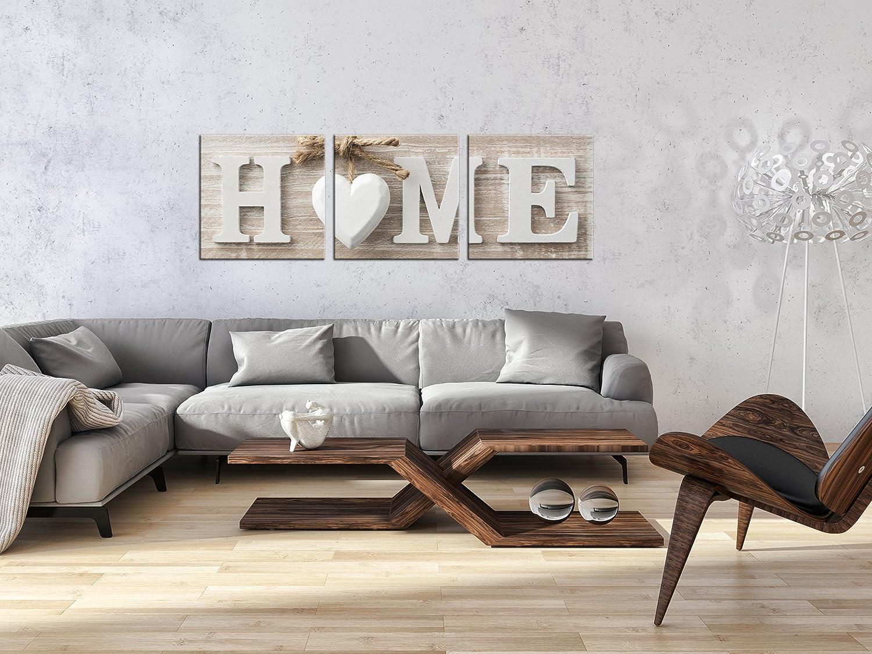 Amazon.de: Wand Bilder 120x40cm!!! Top-Angebot!!! XXL Bilder - HOME ...