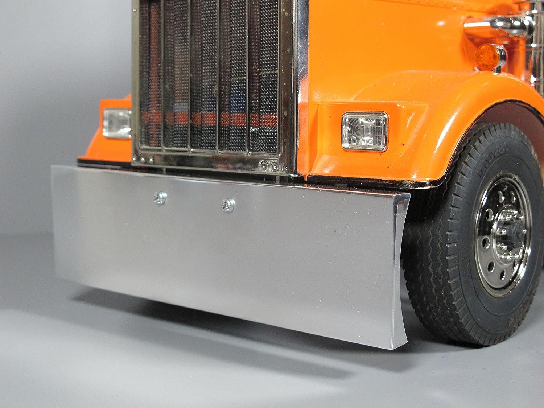 Aluminum Front Bumper Tamiya 1//14 Semi King Knight Hauler Globeliner Semi Truck