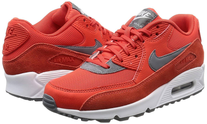 NIKE Women's Air Max 12 90 Running Shoe B01MT9O9Z6 12 Max B(M) US|Max Orange/Cool Grey/White e0fe3b