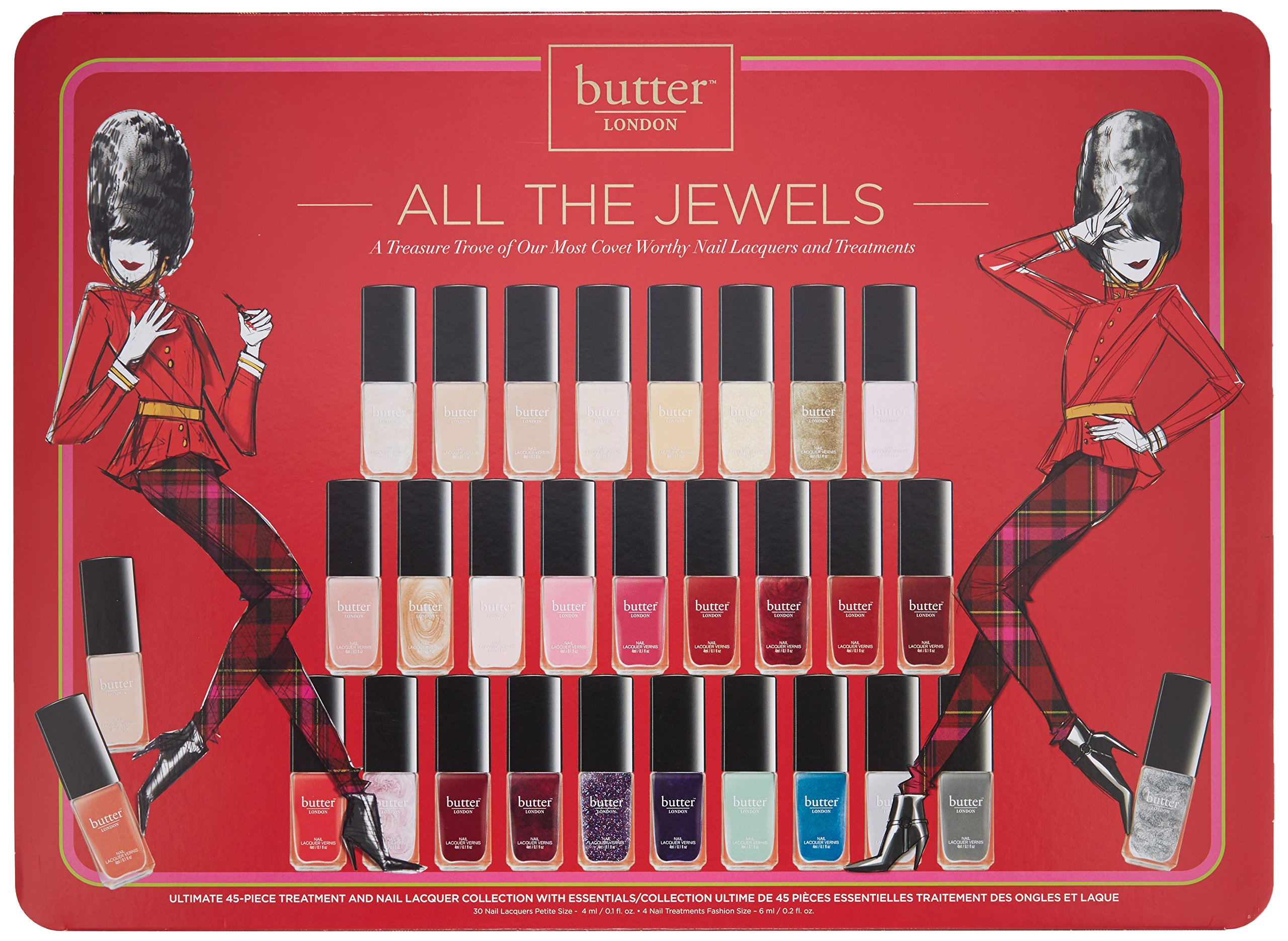 butter LONDON All The Jewels Manicure Kit by butter LONDON (Image #3)