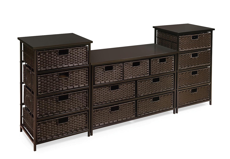 Amazon.com: Badger Basket cuatro unidad de almacenamiento ...