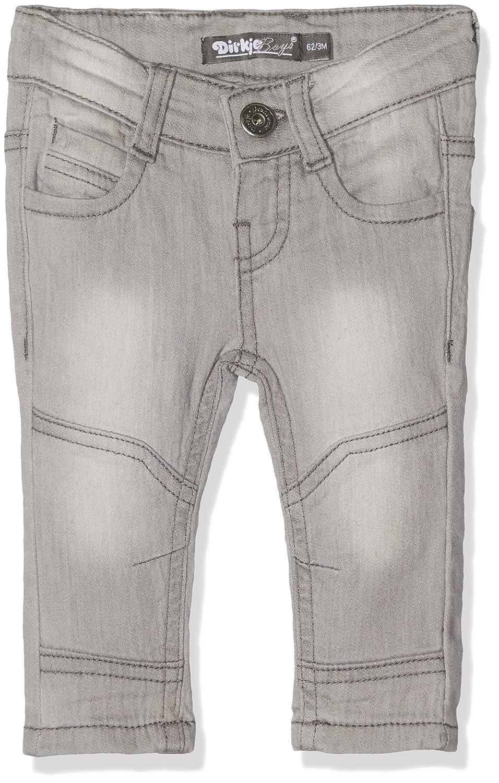 Dirkje Jeans Mixte Bébé Dirkje 35X-26714H Bébé Garçon Gris (Light Grey Jeans) 3 mois (Taille fabricant: 62)