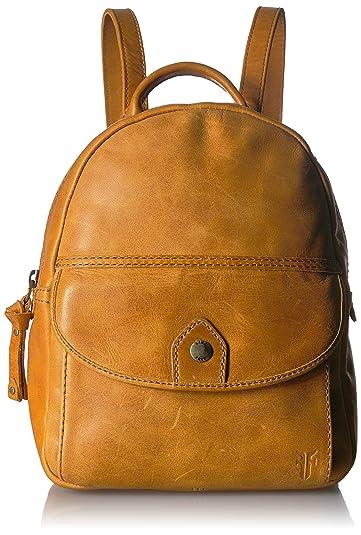 7023e648ca Amazon.com  FRYE Melissa Mini Leather Backpack