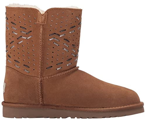 e1fe66dd4c7 Amazon.com | UGG Kids' Y Bailey Button Tehuano Pull-On Boot | Boots