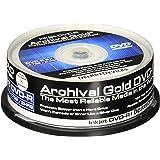 Delkin Europe 25 Archival Gold Stockage de Photo numérique Imprimable dans une tour de protection